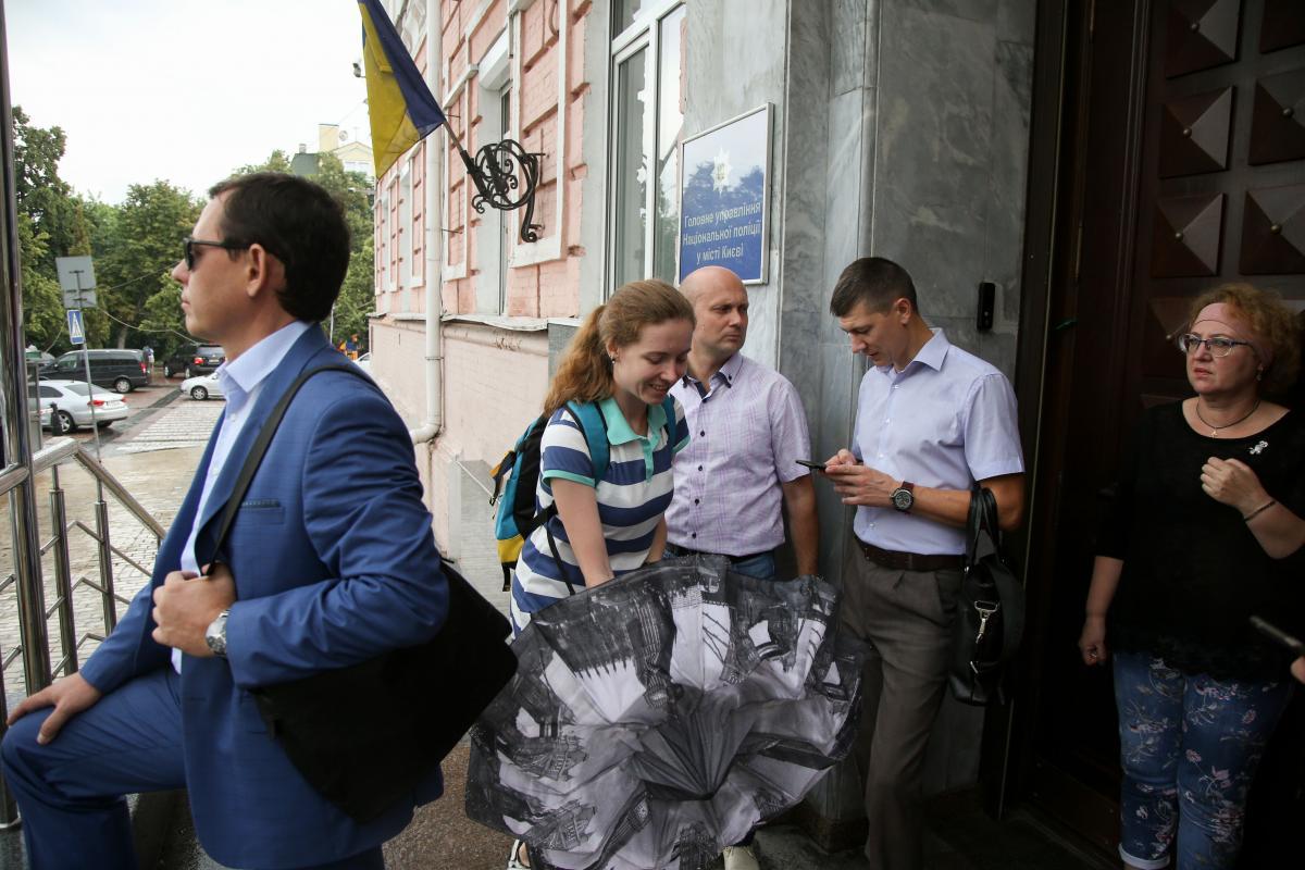 Реакция служащих в обеих госструктурах слегка обескуражила / Фото УНИАН