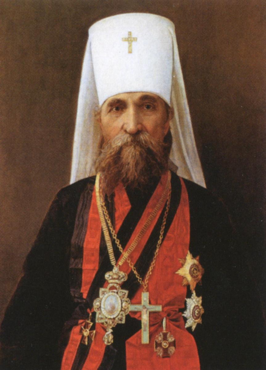 Священномученик Владимир (Богоявленский), Митрополит Киевский/ foma.in.ua