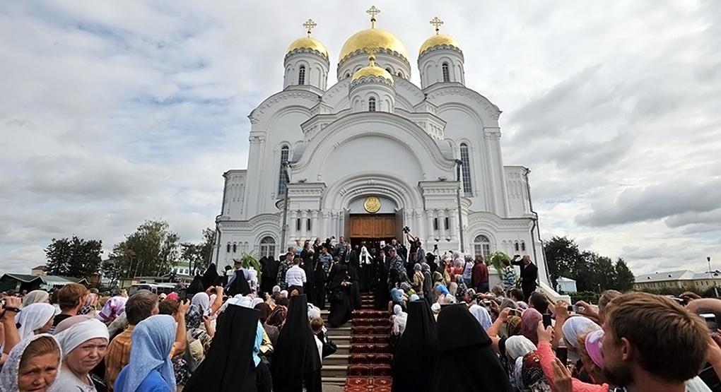 У Дівєєво очікують тисячі паломників / foma.ru