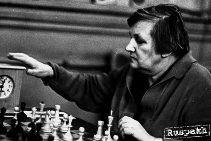 Людмила Руденко была чемпионкой мира с 1950 по 1953 годы / Ruspekh