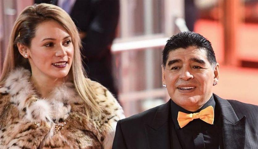 Дієго Марадона одружується в 57 років / instagram.com/red92cadadiamas