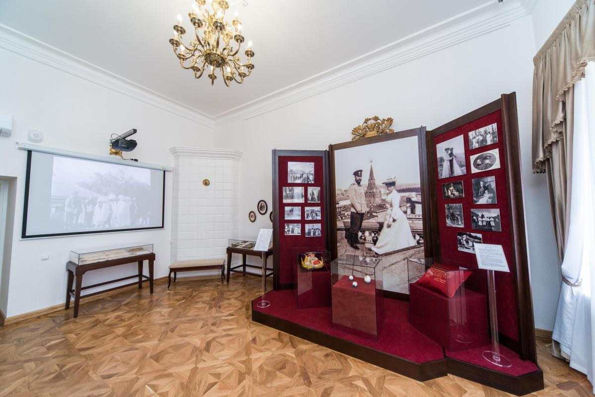 У Тобольську створили музей про життя на засланні імператорської сім'ї / foma.ru
