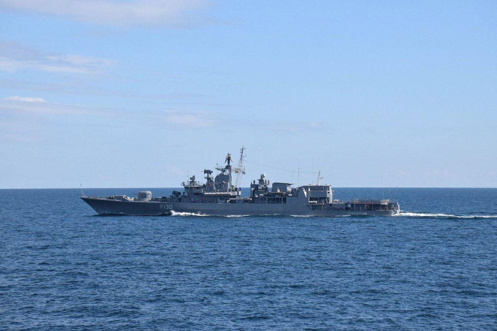 The presence of forces will be boosted by patrolling in the air / Photo fromNATO Maritime Command / navy.mil.gov.ua