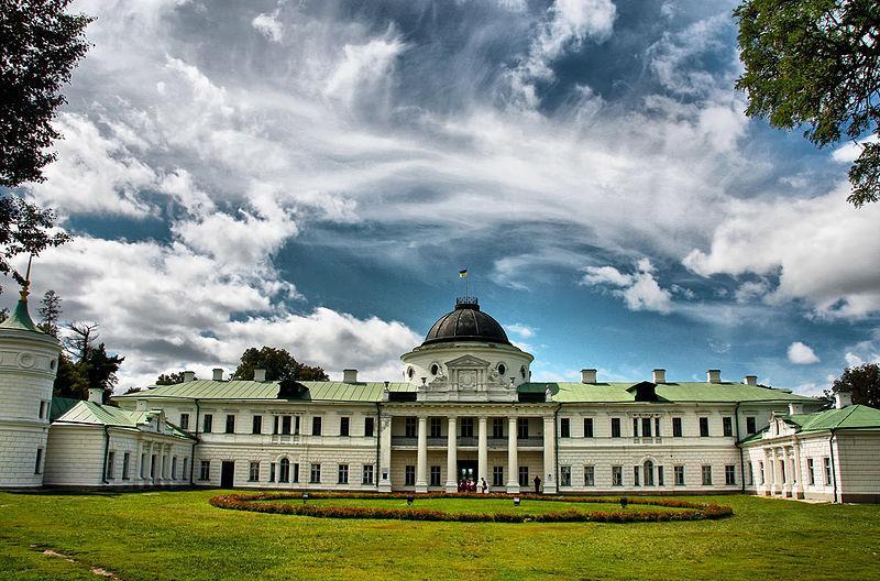 Качанівський палац / Фото ru.wikipedia.org