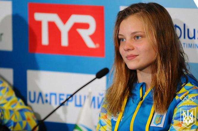 Лыскун зайняла 3-е місце в попередніх змаганнях ЧС / XSPORT.ua