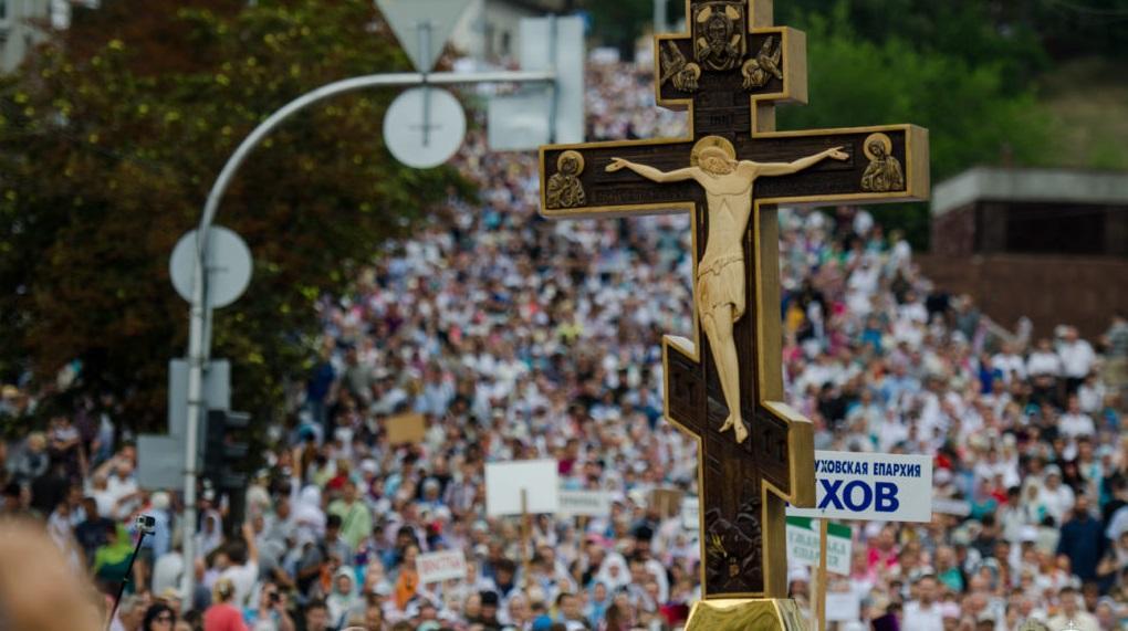 У молитовній ході цього року взяли участь 250 тисяч православних вірян / news.church.ua