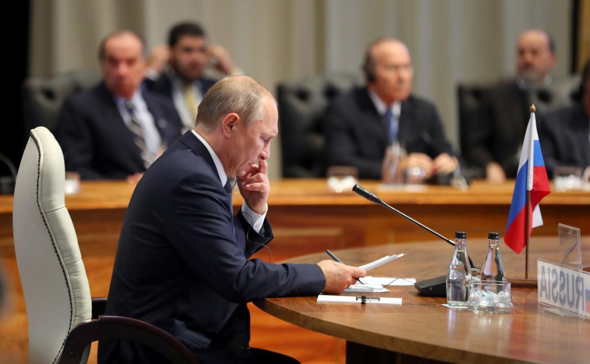 Владимир Путин / REUTERS