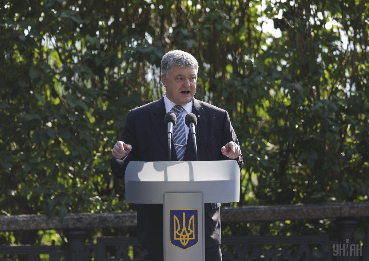 Петро Порошенко / УНІАН
