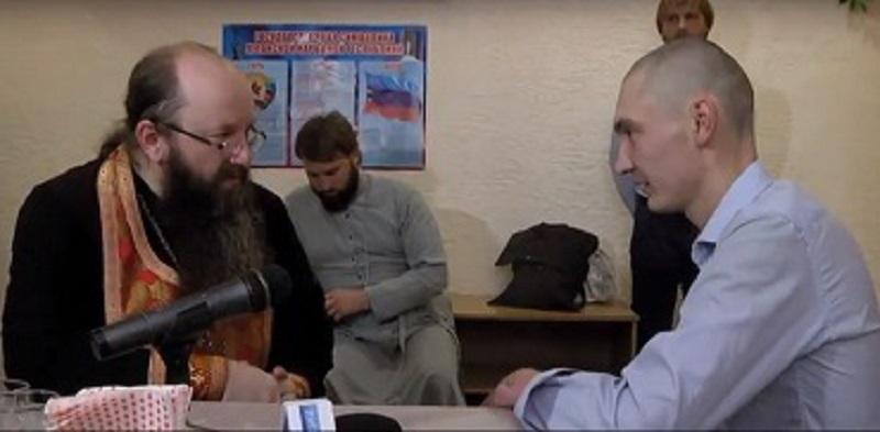 Представники УПЦ відвідали українських військовополонених у луганському СІЗО / pravoslavie.ua