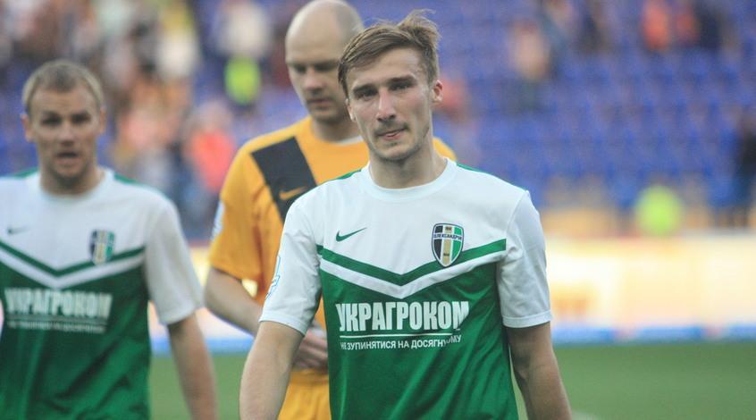 "Бананда забив два голи ""Олександрії"" у ворота ""Ворскли"" / Footboom.com"