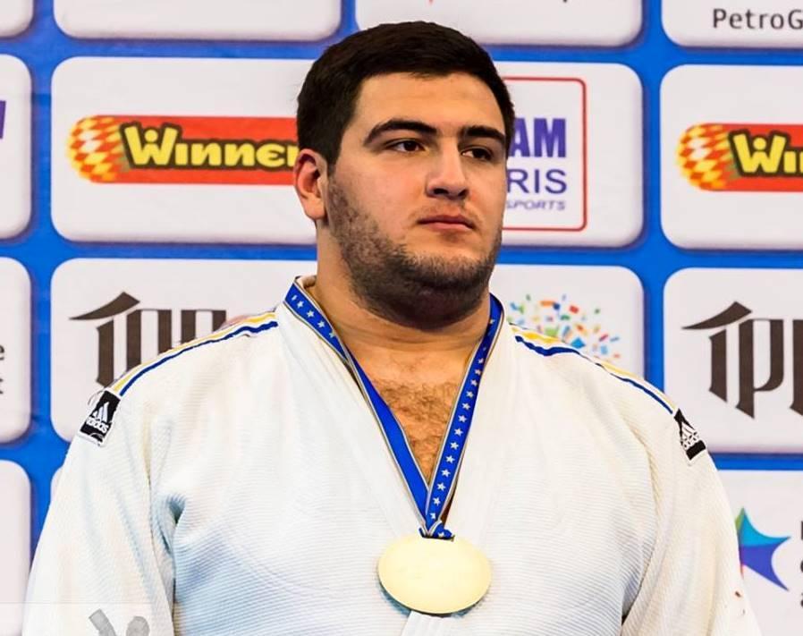 Яків Хаммо / judoinfo.kiev.ua