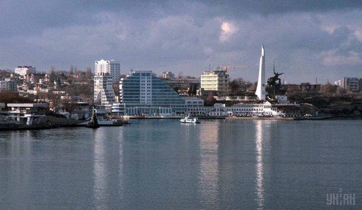 У Зеленского заявили, что одной из причин оккупации Крыма стал особый статус Севастополя / фото УНИАН