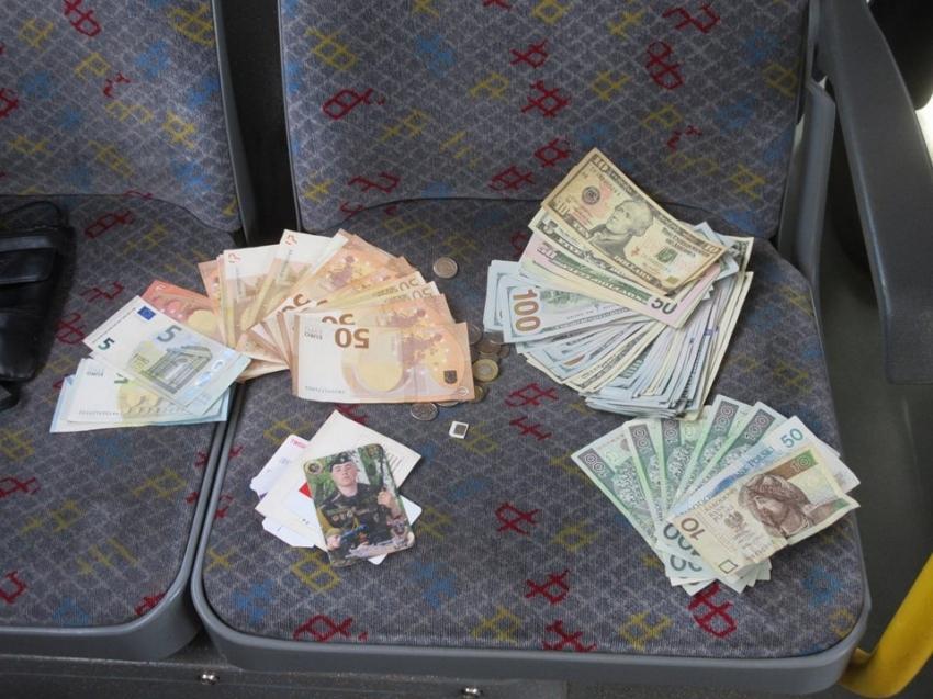 Водитель вернул украинцу кошелек с валютой / фото facebook.com/mpkwroc