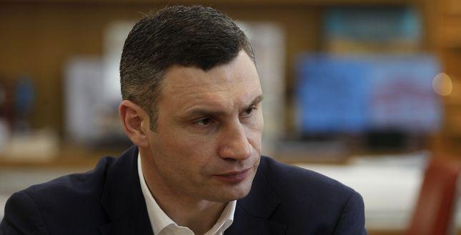 По словам Кличко, за последние годы Киев существенно изменился / фото kiev.klichko.org