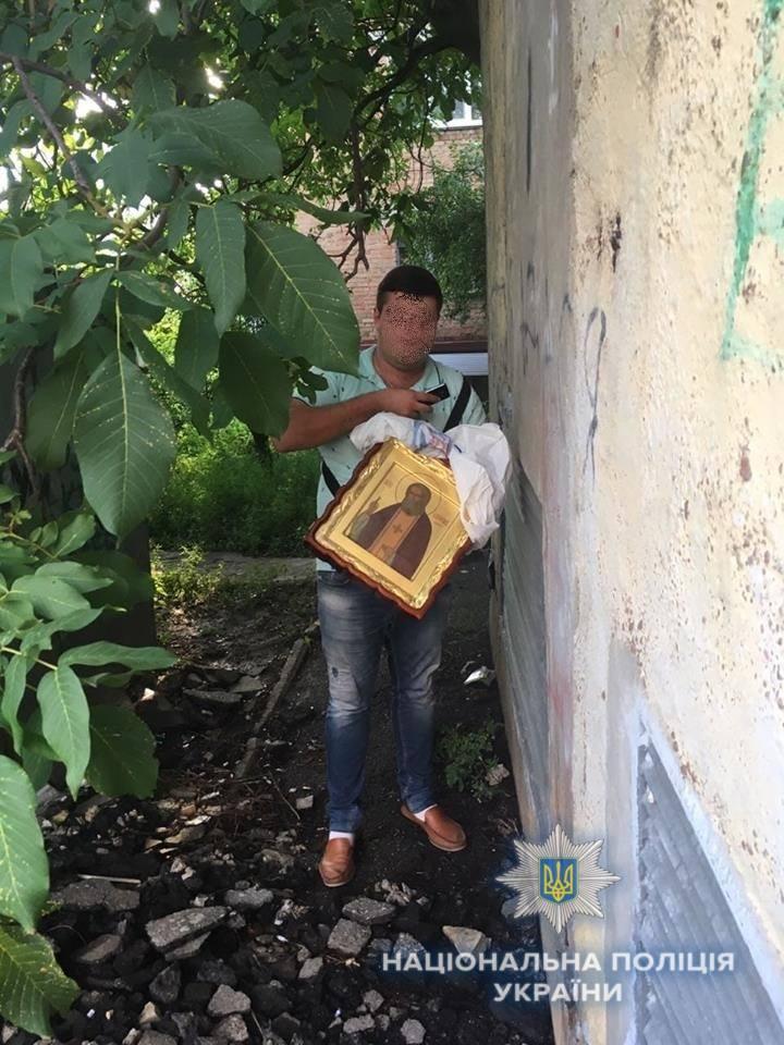 Зловмисником виявився 22-річний місцевий житель / Національна поліція України
