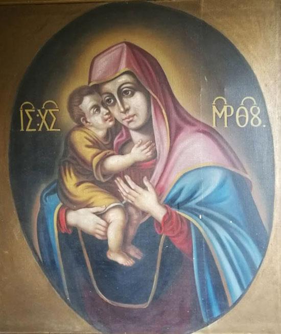 Ікона датується кінцем XVIII - початком ХІХ століття / minds.by
