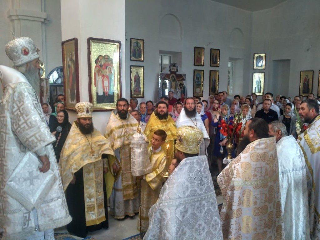 Стараниями прихожан и благотворителей церковь отреставрирована и восстановлена / ternopil.church.ua