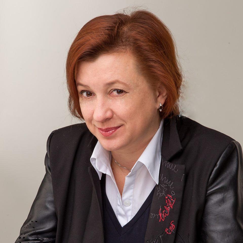 Ирина Седова рассказала, как оккупационная власть Крыма глушит сигнал украинских вещателей / фото FacebookIryna Siedova