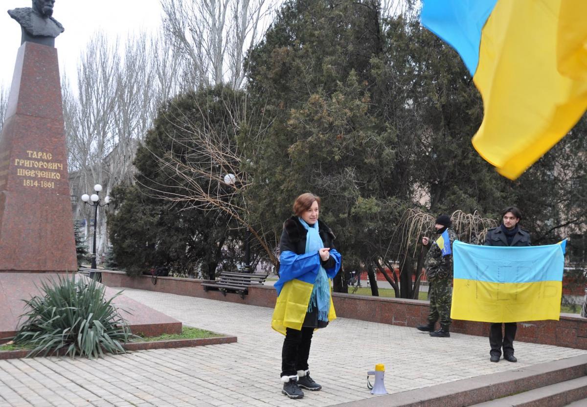 Седова десять лет занималась медиа в Крыму /фото FacebookIryna Siedova