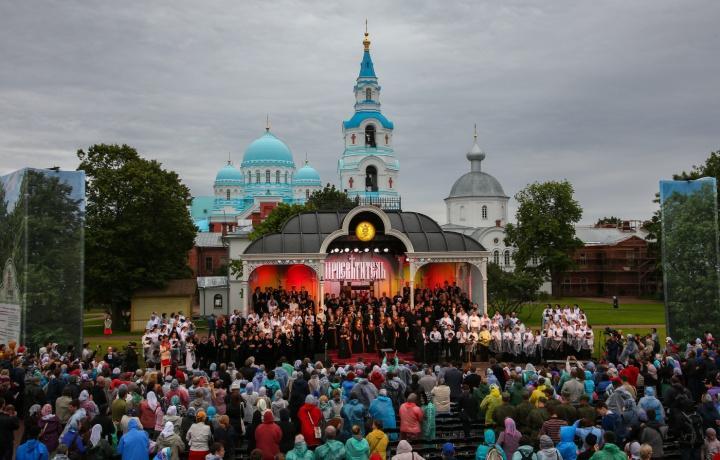Фестиваль православного пения «Просветитель» / valaam.ru