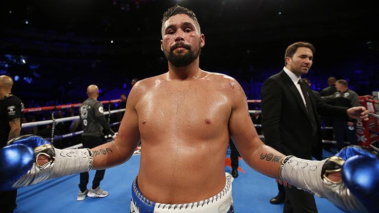 Тоні Беллью вважає, що зможе перемогти Усика в бою за звання абсолютного чемпіона світу / Action Images