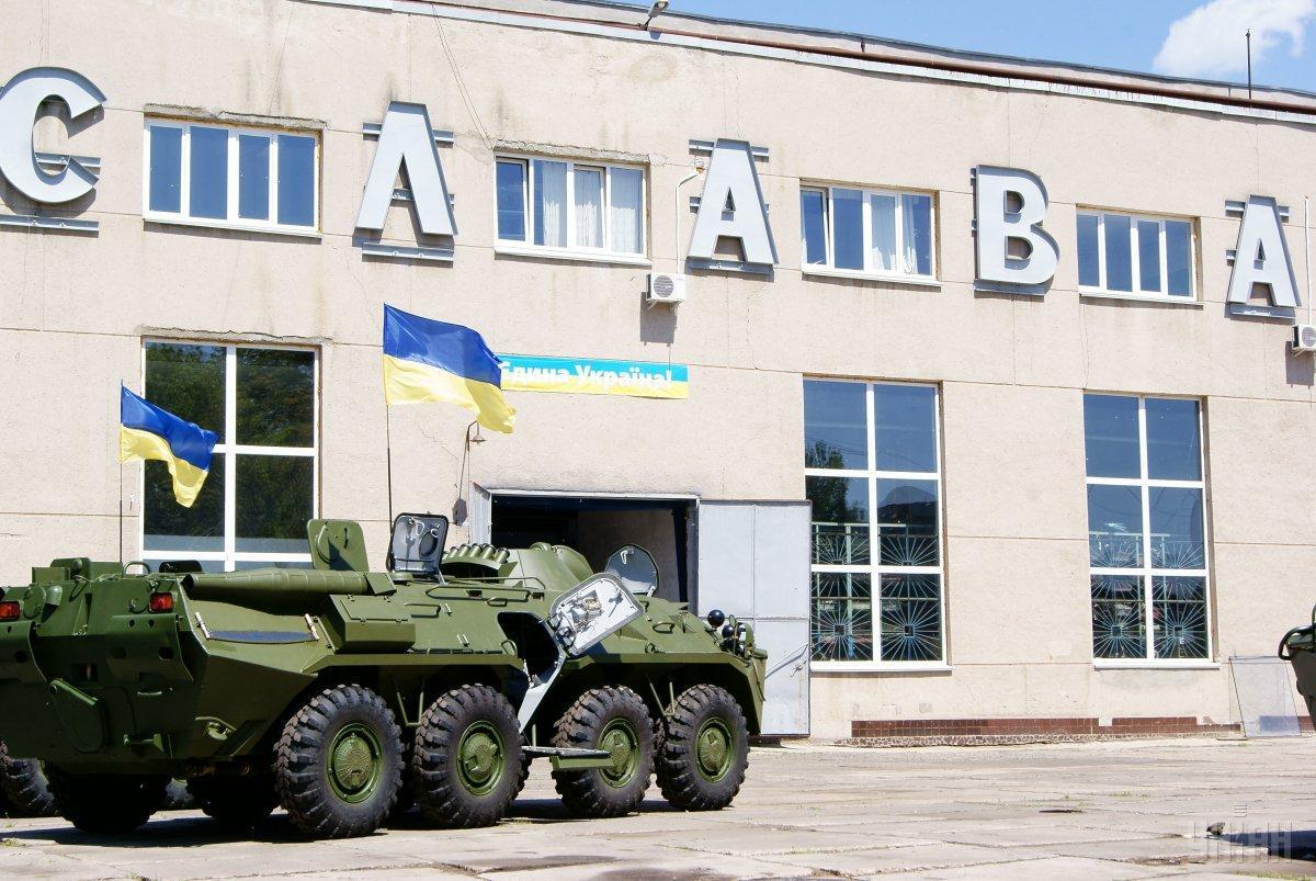 «Укроборонпром» звільнив директора «Миколаївського бронетанкового заводу» / фото УНІАН
