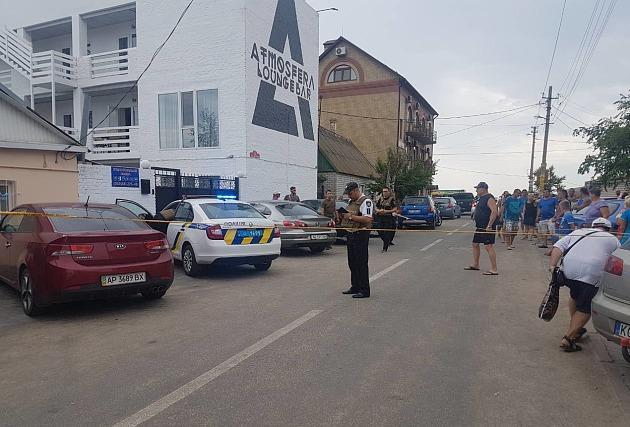 """Ветерана АТО """"Сармата"""" застрелили 31 липня / фото pro.berdyansk.biz"""