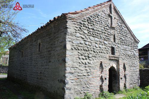 Церковь Пасхи в Кварели / heritagesites.ge