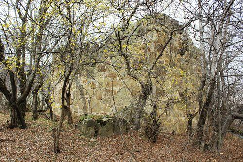 Церковь Крестопочитания в Цинарехи / heritagesites.ge