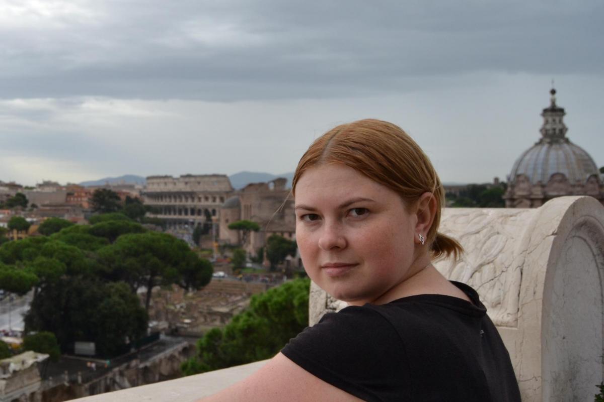 Жінку з хімічним опіком більше 30% тіла госпіталізували / фото facebook.com/uakateryna