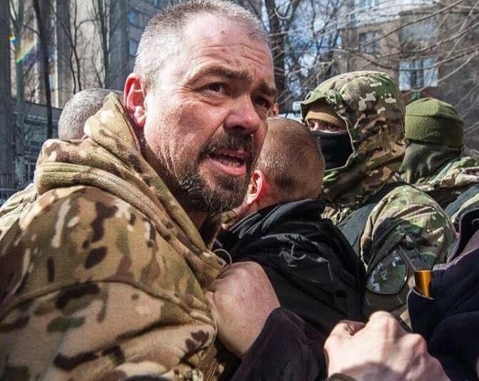 Активиста и ветерана АТО Виталия Олешко убили в Бердянске / фото Facebook