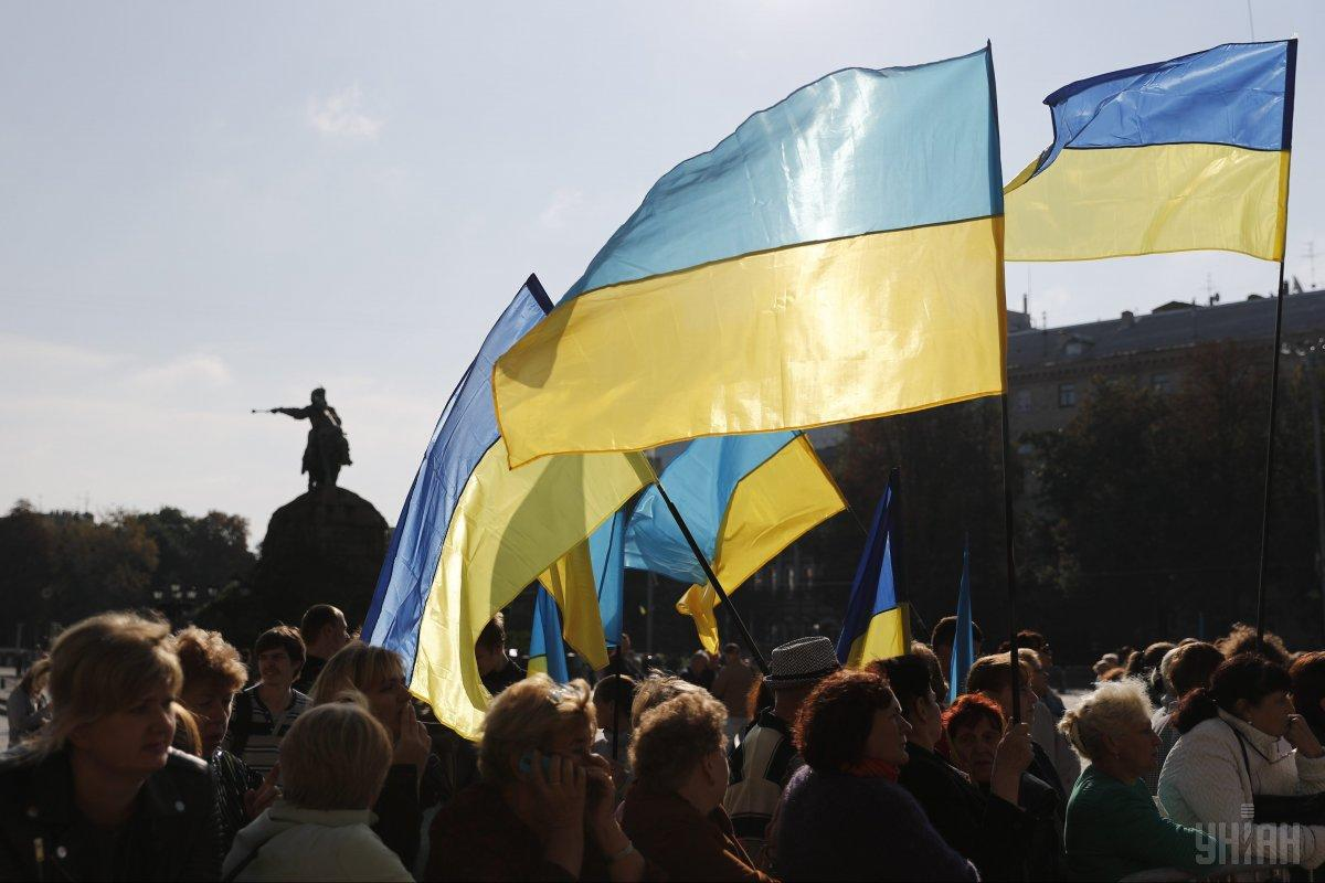 В Украине участились случаи нападения на активистов / фото УНИАН