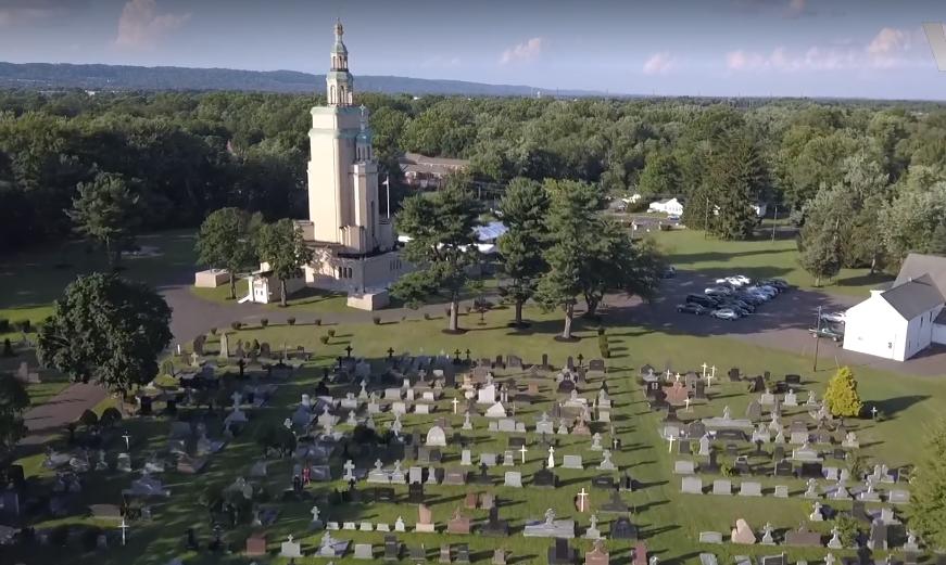 Церква-меморіал Святого Андрія у метрополії в штаті Нью-Джерсі / ukrainian.voanews.com