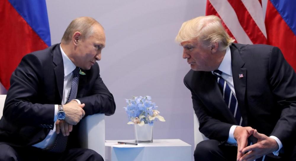 Трамп о встрече с Путиным: мы будем говорить об Украине