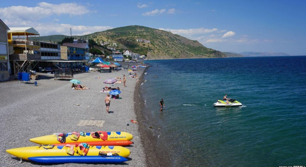 Booking com bans Crimea reservations - news about economy
