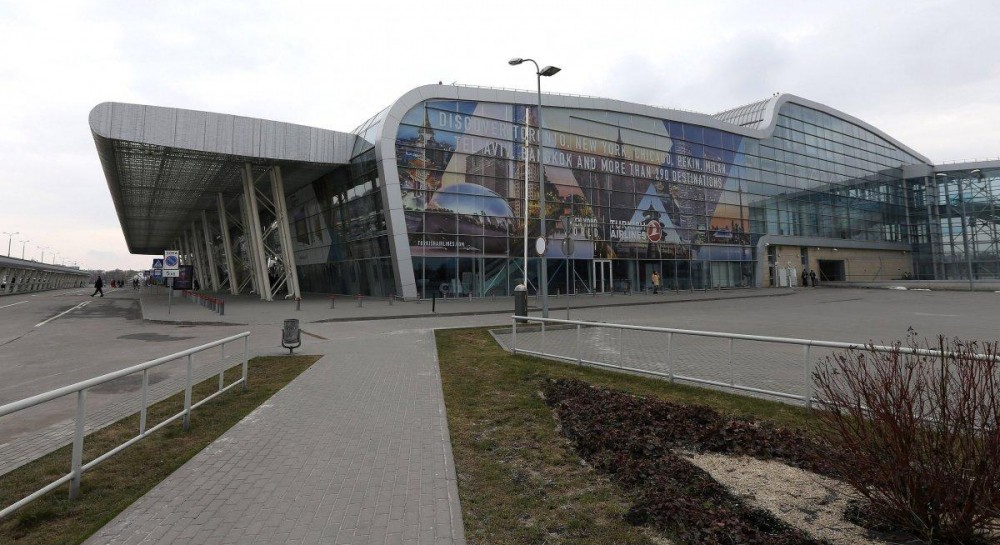 lviv airport resumes work after turkish airlines incident