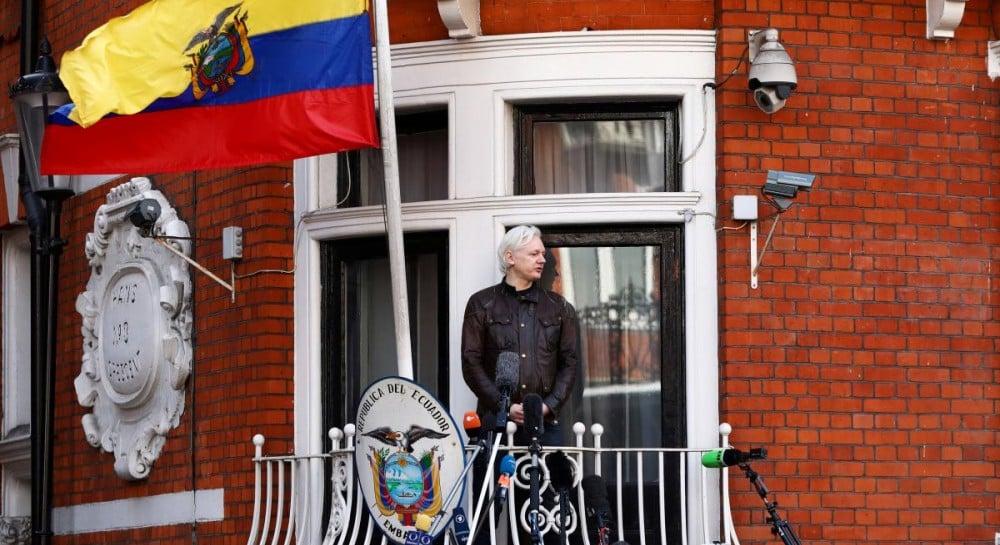 b1362d77bc3f60 Влада Еквадору більше не хоче укривати Ассанжа у своєму лондонському  посольстві (4.48/22)