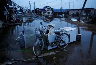 Более 200 человек погибли в результате рекордных ливней в Японии
