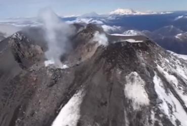 У Чилі прокинувся вулкан Невадос-де-Чильян