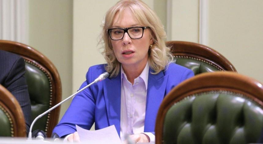 Денісова повідомила, скільки осіб вважаються зниклими безвісти на територіях ОРДЛО