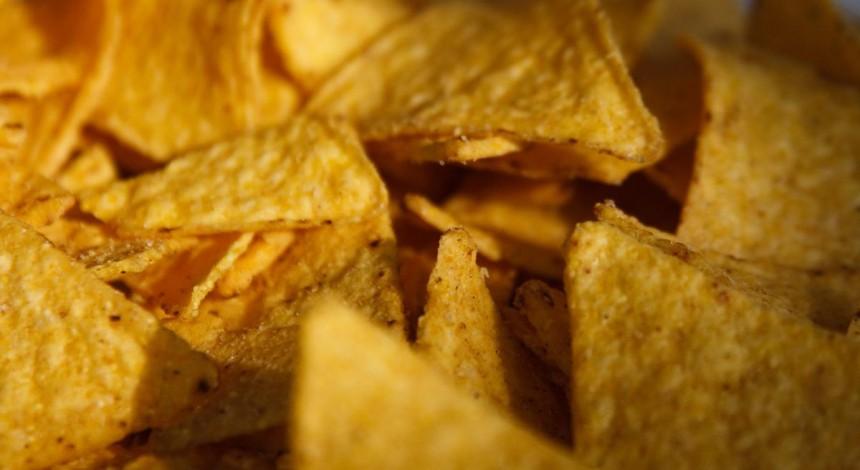 В Техасе пожарные дважды тушили чипсы, а затем утопили их