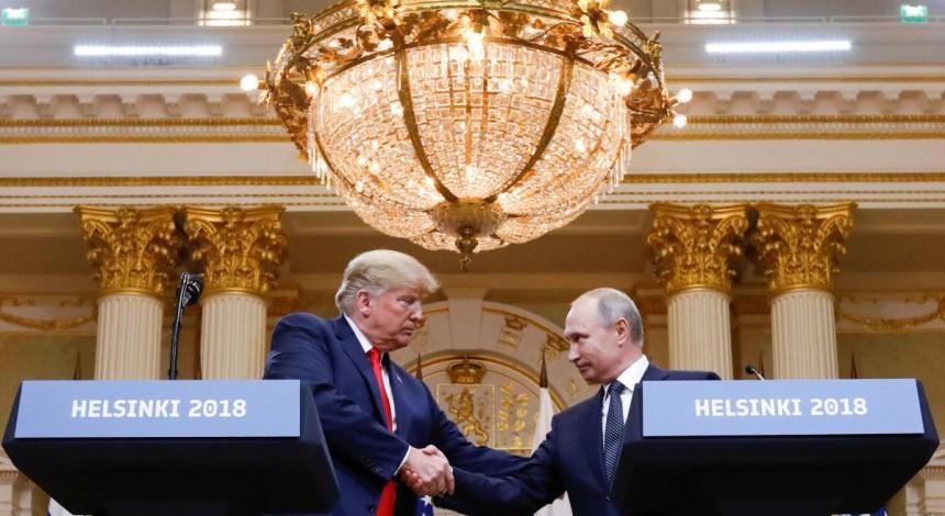 """""""Верю Путину"""": Трамп не принял во внимание данные американской разведки о ракетах КНДР"""