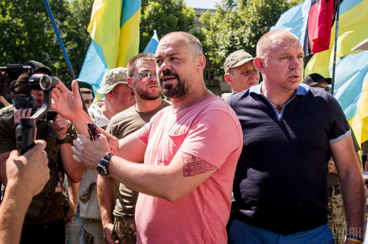 Олешко убили вчера посреди дня / фото УНИАН