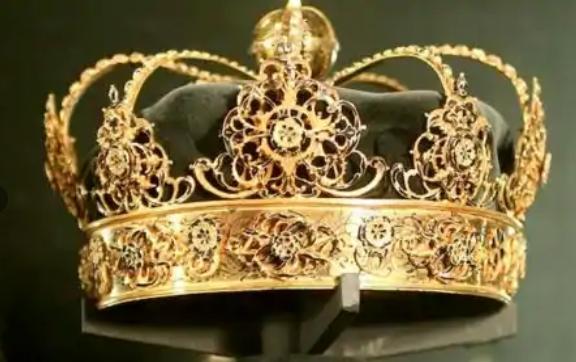 Викрадена корона Карла IX / expressen.se