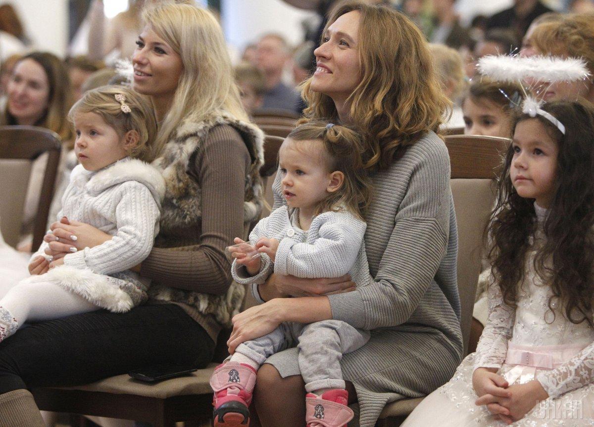 В Украине отмечается День семей / фото УНИАН