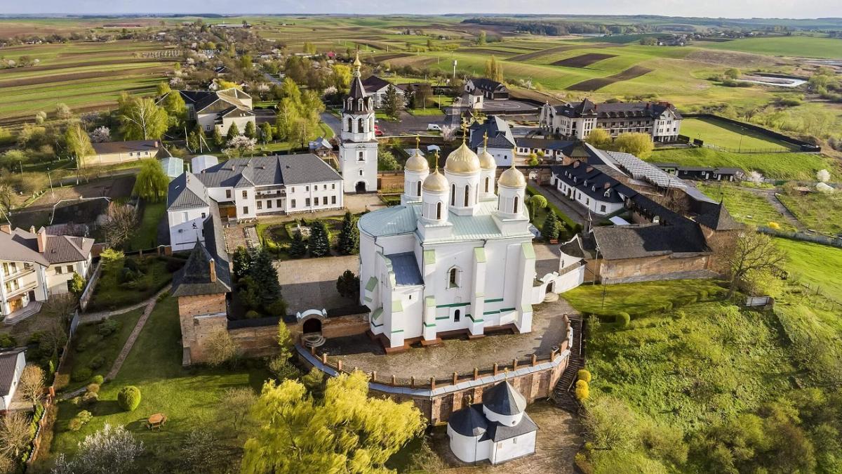 У Зимненському монастирівідкривається регентське духовне училище / news.church.ua