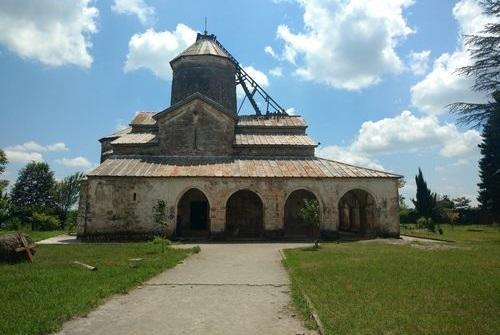 Храм Преображення / heritagesites.ge