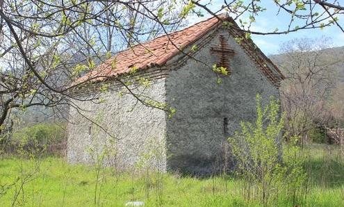 Церковь Крестопочитания в Кварели / heritagesites.ge