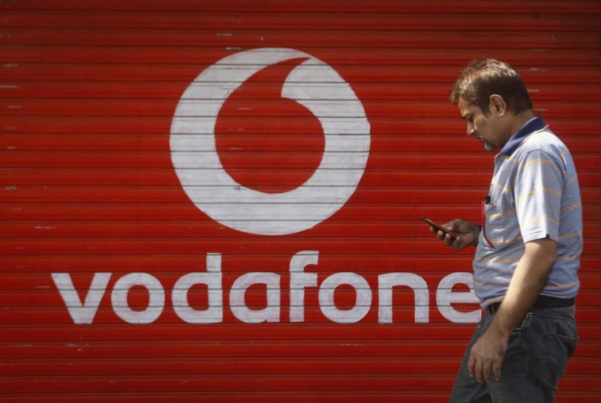 Представители компании «Vodafone Украина» согласны с предлагаемой отменой спектральных коэффициентов / фото REUTERS