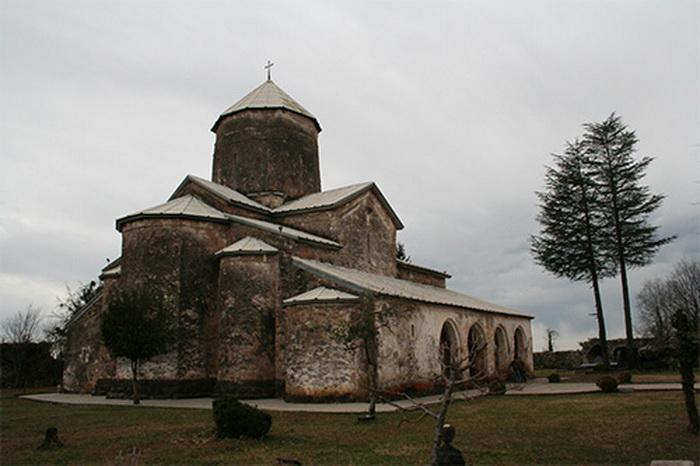 Храм Преображення Господнього у Цаленджисі/ dzeglebi.ge